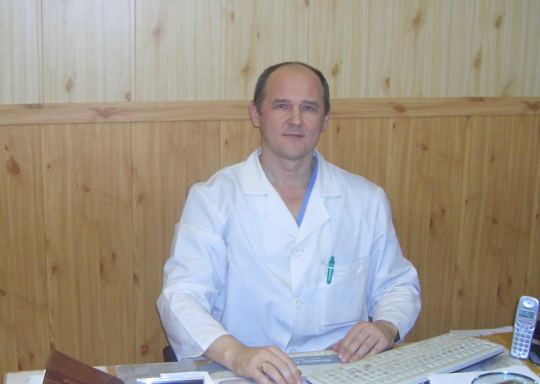 Фото Врач онколог Волгин Валерий  Николаевич